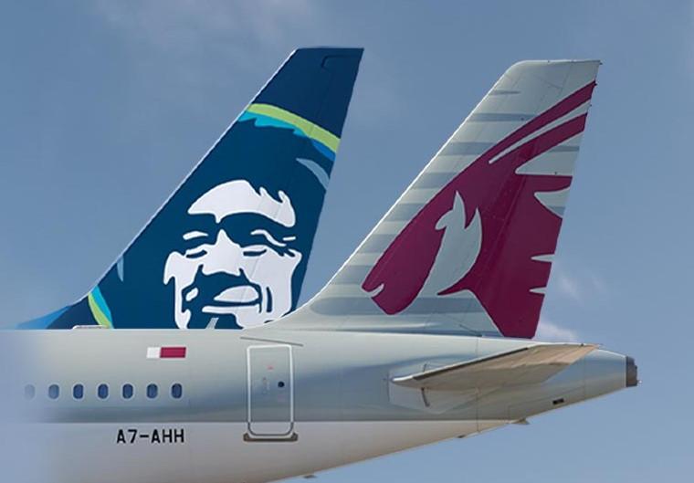 Qatar Airways arrives in Seattle!
