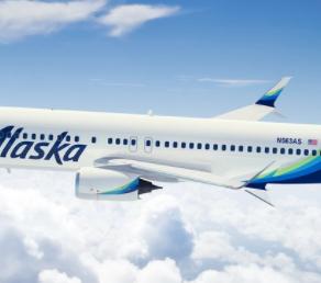 Alaska Airlines earnings chart on Qatar Airways!