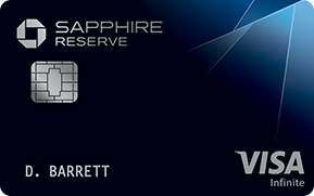 Chase Sapphire Reserve credit card review!