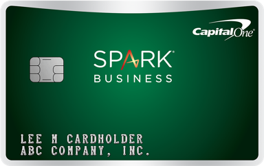 Capital One Spark Cash credit card review!
