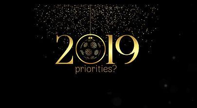 2019 Priorities