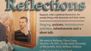 Reflections -Every 3rd Thursday of the month @ 10:30am