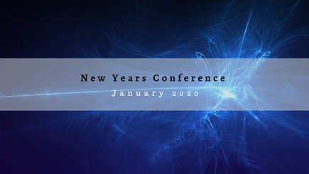 New Years Conference 2020