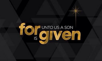 For Unto Us A Son Is Given