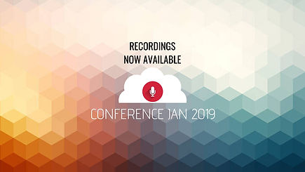 Conference January 2019