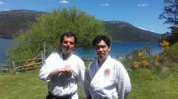 Seminario Aikido Sur