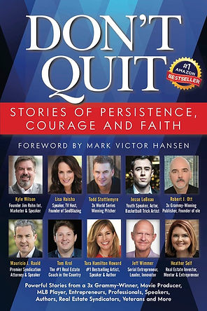 Don't Quit bestseller - Amazon.jpg