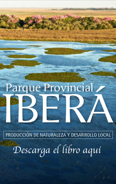 LIBRO PARQUE PROVINCIAL IBERÁ