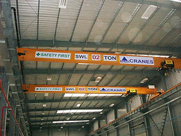 Hoists |Crane | Gantry | Water treatment plants |Mechanical contractors |Wastewater treatment works |Dilum BMK
