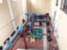 Hoists |Crane | Gantry | Water treatment plants |Mechanical contractors |Wastewater treatment works |Dilum BMK