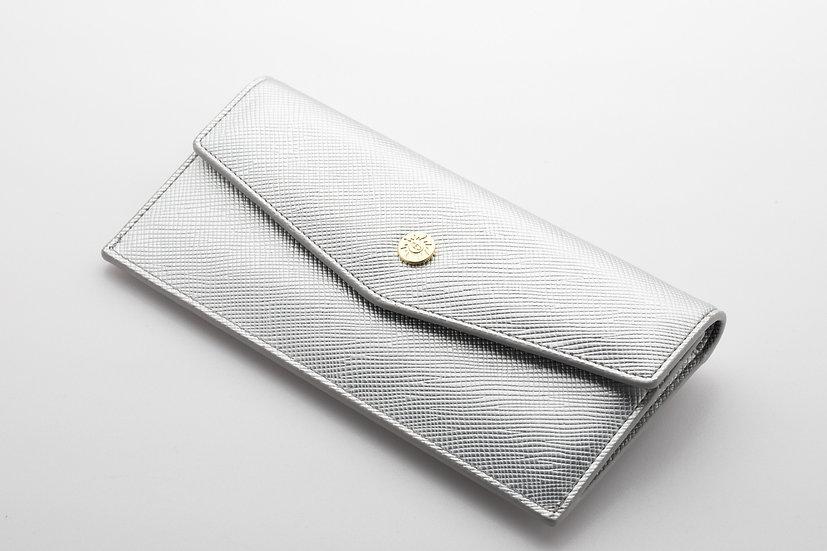 開運財布|シルバー:直感力・願望成就