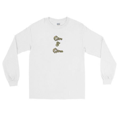 【クラハChampオリジナル】メンズ 長袖Tシャツ | Gildan 2400