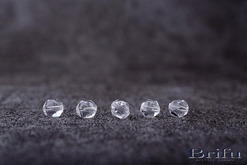 水晶スターカット|8mm|【5A】
