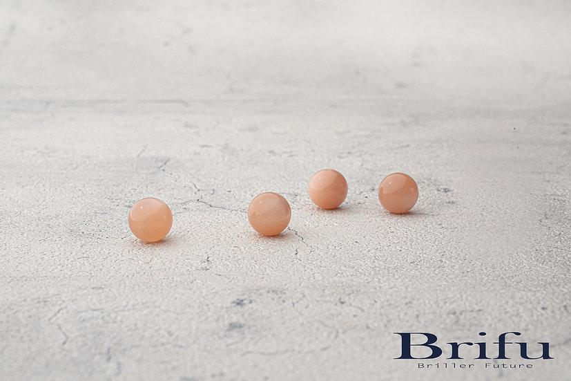 オレンジムーンストーン|12mm|【5A】
