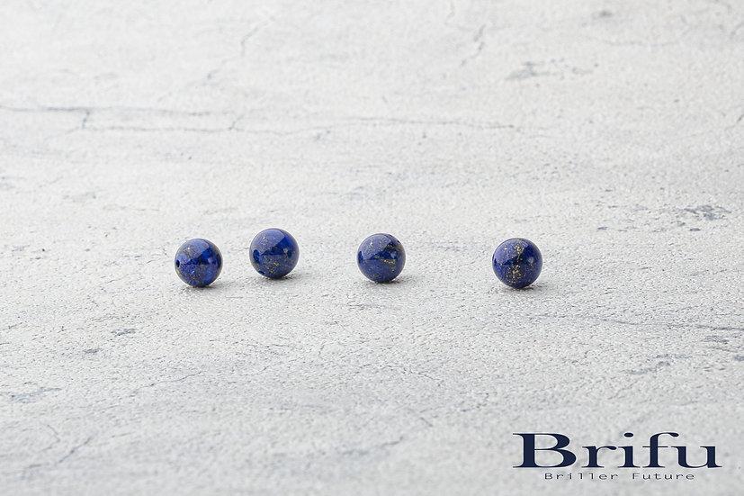 ラピスラズリ|9.5mm|【5A】