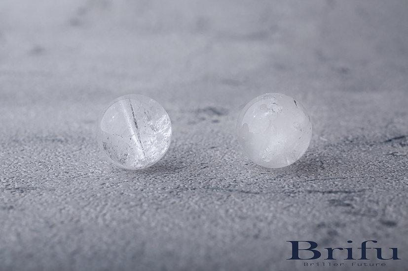 カンチェンジュンガ産クォーツ白色タイプ|10mm|【5A】