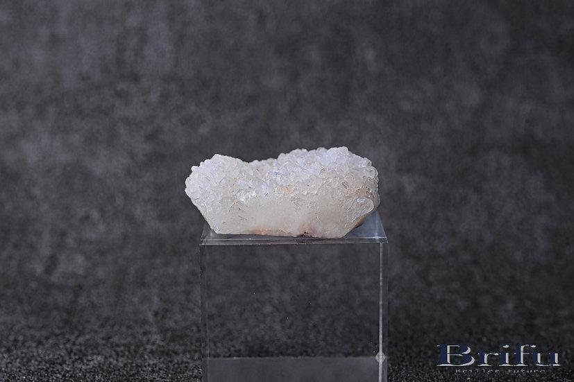 レインボー水晶|W35L53H21mm