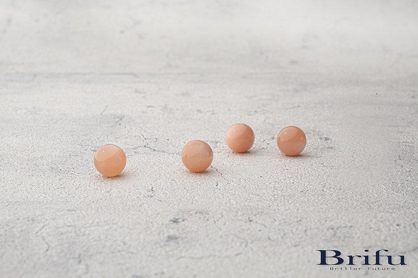 オレンジムーンストーン|8mm|【5A】