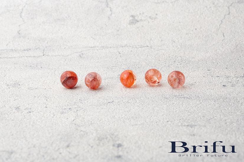 ピンクヒマラヤクォーツ|12mm|【5A】