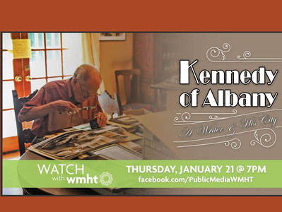 """Watch """"Kennedy of Albany: A Writer & His City"""" tonight"""
