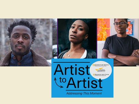 Artist to Artist: Addressing This Moment