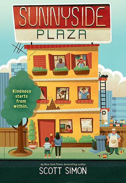 "Scott Simon book ""SunnysidePlaza"""