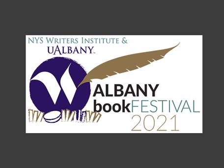 Announcement: 4th Annual Albany Book Festival