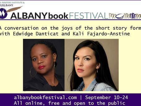 Albany Book Festival author spotlight: Edwidge Danticat and Kali Fajardo-Anstine