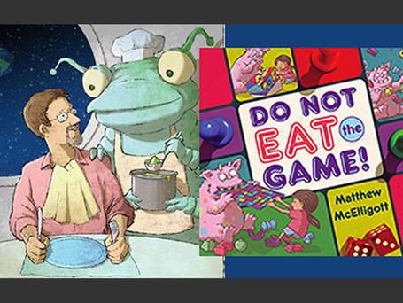 Matthew McElligott: Children's book author/illustrator
