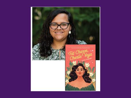 EVENT: Crystal Maldonado, author of Fat Chance, Charlie Vega