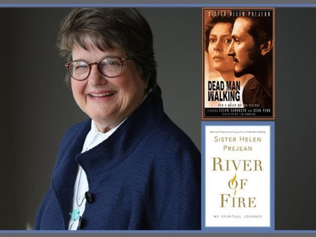 "Sister Helen Prejean, author of ""Dead Man Walking,"" checks in from New Orleans"