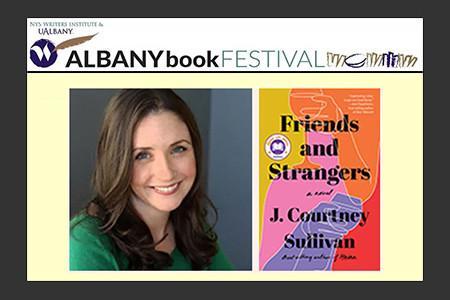 Albany Book Festival: J. Courtney Sullivan, Thursday, starting at 1 p.m.