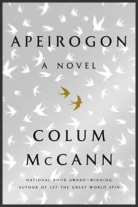 "Colum McCann's ""Apeirogon"""