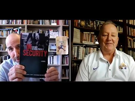 Edward Schwarzschild: English professor, TSA agent??