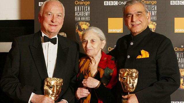 James Ivory, .Ruth Prawer Jhabvala, and Ismail Merchant (Reuters)