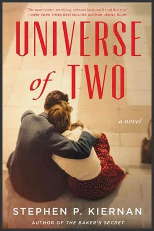 """""""Universe of Two"""" by Stephen P. Kiernan"""