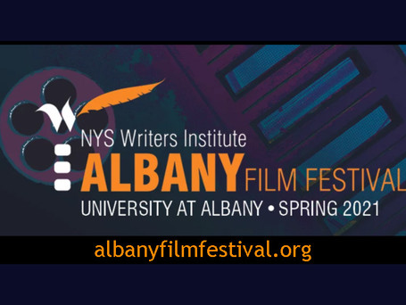 Here comes the Albany Film Festival