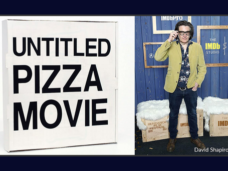 "David Shapiro discussing his ""Untitled Pizza Movie"""