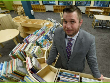 Video interview with Albany Public Library's Scott Jarzombek