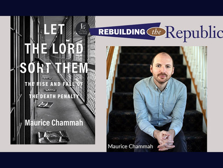 Rebuilding the Republic: The Past and Future of Criminal Justice