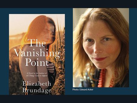 Novelist Elizabeth Brundage, author of The Vanishing Point