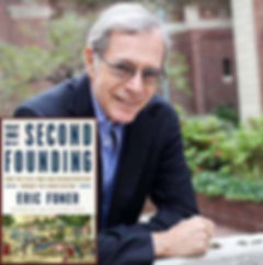 Eric Foner, photo by Daniella Zalcman