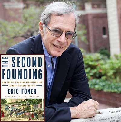 Eric Foner, photo by Daniella Zalcman