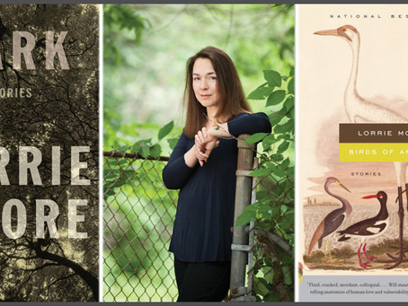 A little Q&A with Lorrie Moore