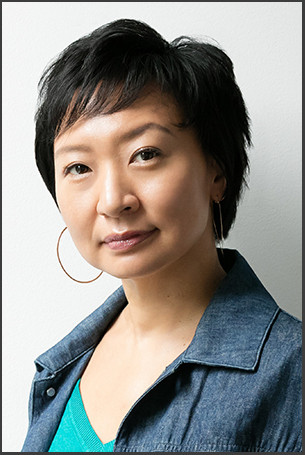 Cathy Park Hong. (photo by Beowulf Sheehan)