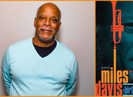 """Stanley Nelson, director of """"Miles Davis: Birth of the Cool"""""""