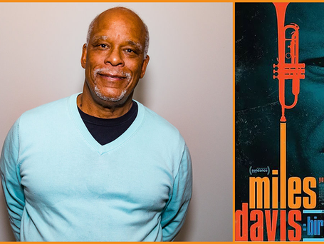 "Stanley Nelson, director of ""Miles Davis: Birth of the Cool"""
