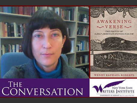 Q&A with Wendy Roberts, a literary historian who made history