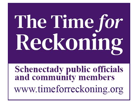 The Time for Reckoning: Two conversations on racial justice in Schenectady