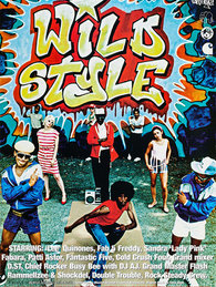 """Wild Style"" with Lady Pink - Friday, March 6"